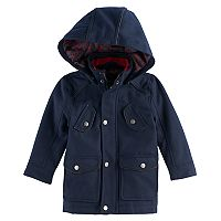 Toddler Boy Urban Republic Wool Military Midweight Jacket