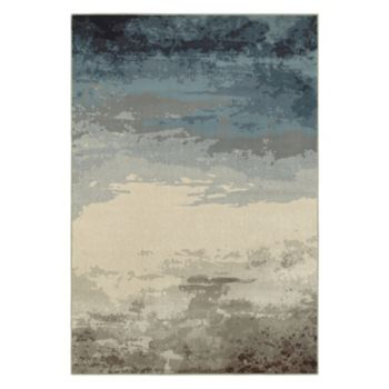 StyleHaven Logan Shades of Night Abstract Rug