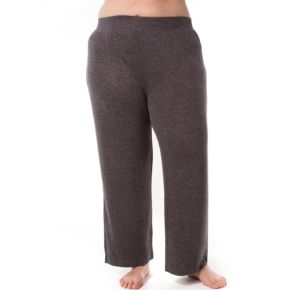 Plus Size Maternity Pip & Vine by Rosie Pope Lounge Pants