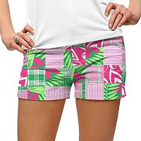 Women's Loudmouth Mint Julep Golf Short