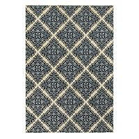 StyleHaven Logan Floral Maze Lattice Rug