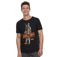 Men's Boba Fett Graphic Tee