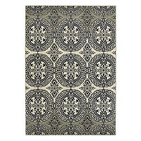 StyleHaven Logan Intricate Medallions Rug
