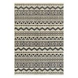 StyleHaven Logan Tribal Lineage Striped Rug