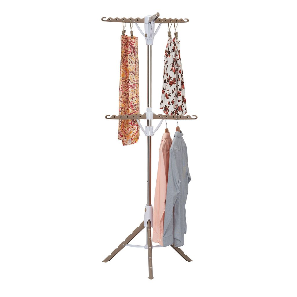 Household Essentials 2-Tier Tripod Clothes Dryer