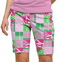 Women's Loudmouth Mint Julep Bermuda Short