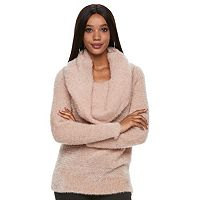 Women's Jennifer Lopez Cowlneck Sweater