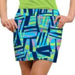 Women's Loudmouth Tiki Bar Print Golf Skort