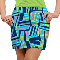 Women's Loudmouth Tiki Bar Print Golf Skort