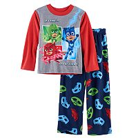 Boys 4-8 PJ Mask 2-Piece Fleece Pajamas