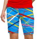 Women's Loudmouth Stick Print Bermuda Short