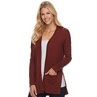 Women's SONOMA Goods for Life™ Slit Cardigan