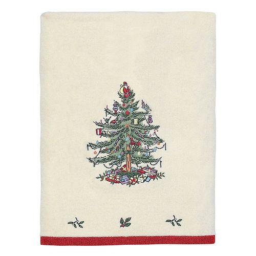 Avanti Spode Tree Bath Towel