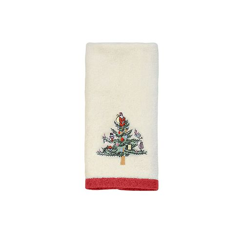 Avanti Spode Tree Fingertip Towel