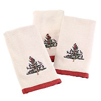 Avanti 3 pc Spode Tree Fingertip Towel Set