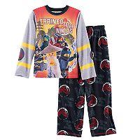 Boys 4-12 LEGO Ninjago 2-Piece Pajama Set