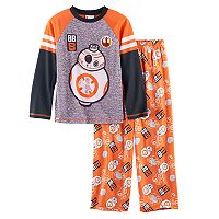 Boys 4-12 LEGO Star Wars BB-8 Pajama Set