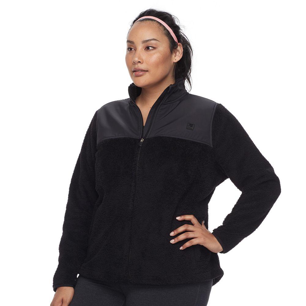 Size FILA SPORT® Fleece Jacket
