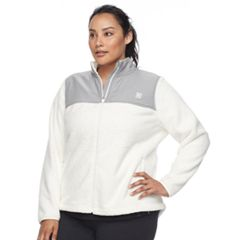 Plus Size FILA SPORT® Fleece Jacket