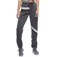 Juniors' Cloud Chaser Burnout Jogger Pants
