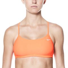 Women's Nike Performance Racerback Bikini Top