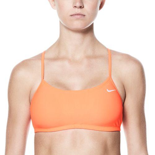 b578c90937 Women's Nike Performance Racerback Bikini Top