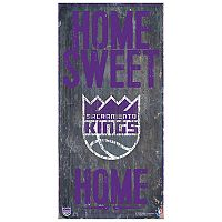 Sacramento Kings Home Sweet Home Wall Art