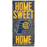 Indiana Pacers Home Sweet Home Wall Art