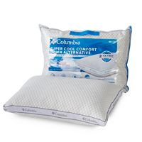 Columbia Ice Fiber Side Sleeper Down Alternative Pillow