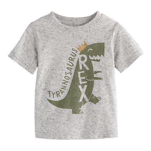 Baby Boy Jumping Beans® Tyrannosaurus Rex Dinosaur Graphic Tee