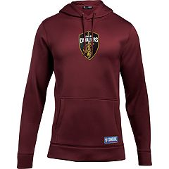 Men's Under Armour Cleveland Cavaliers Fleece Hoodie