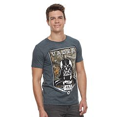 Men's Darth Vader Realtree Graphic Tee