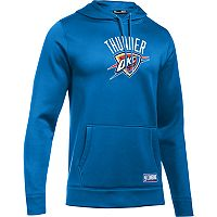Men's Under Armour Oklahoma City Thunder Fleece Hoodie