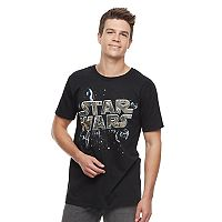 Men's Star Wars Icon Graphic Tee