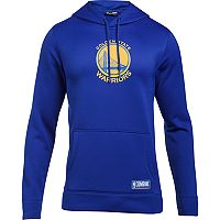 Men's Under Armour Golden State Warriors Fleece Hoodie