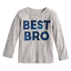 Toddler Boys Jumping Beans® 'Best Bro' Graphic Tee