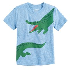 Toddler Boy Jumping Beans® Heathered Graphic Tee