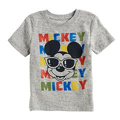 Disney's Mickey Mouse Toddler Boy Sunglasses Snow Nep Graphic Tee by Jumping Beans®