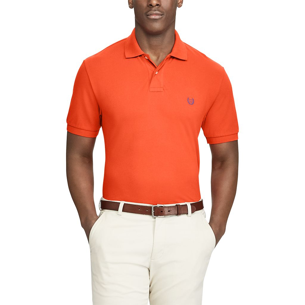 Men's Chaps Classic-Fit Stretch Polo