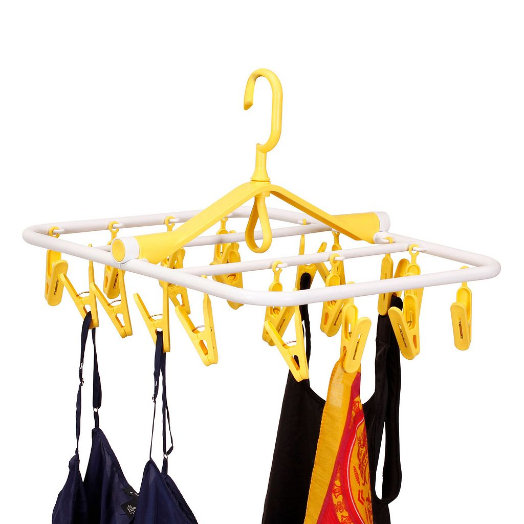 Household Essentials Rectangle Carousel Clothes Dryer