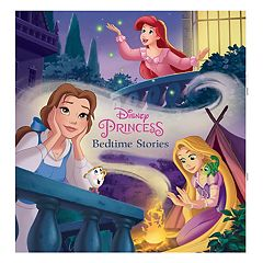 Disney Princess Bedtime Stories Book