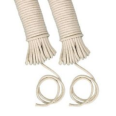 Household Essentials 200-foot Cotton Clothesline