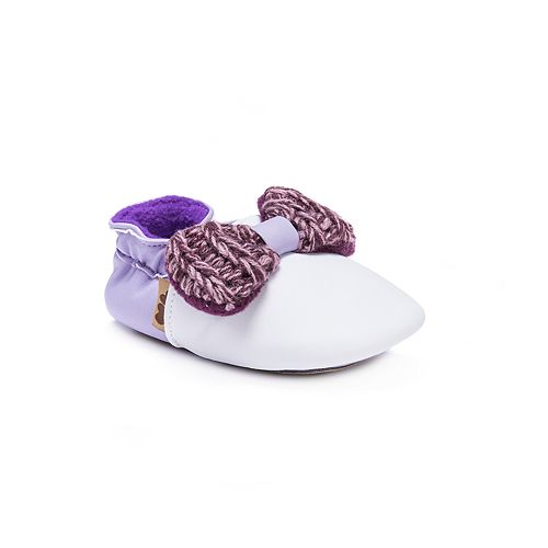 MUK LUKS Bow Baby Girls' Shoes