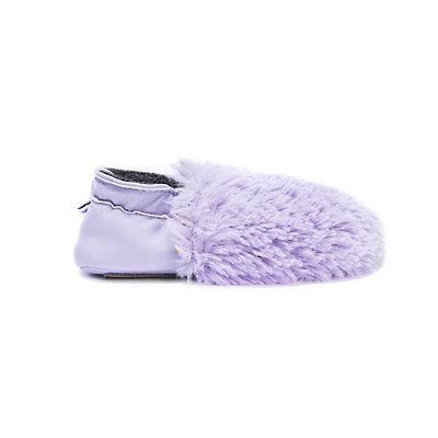 MUK LUKS Fuzzy Baby Girls' Shoes