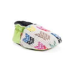 MUK LUKS Geometric Baby Shoes