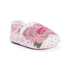MUK LUKS Rose Baby Girls' Shoes