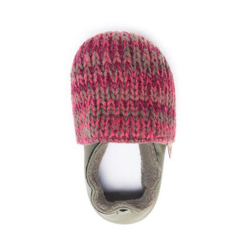 MUK LUKS Striped Baby Girls' Shoes