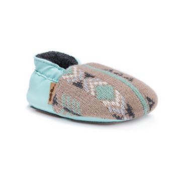 MUK LUKS Tribal I Baby Shoes