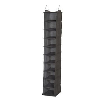Household Essentials 10-Pocket Hanging Closet Organizer