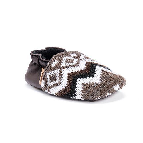 MUK LUKS Tribal III Baby Shoes